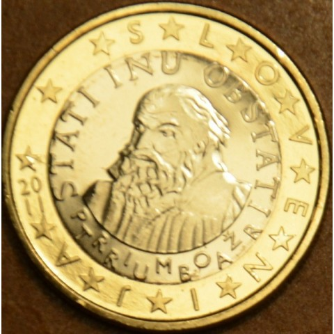 1 Euro Slovenia 2011 (UNC)