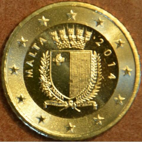 10 cent Malta 2014 (UNC)