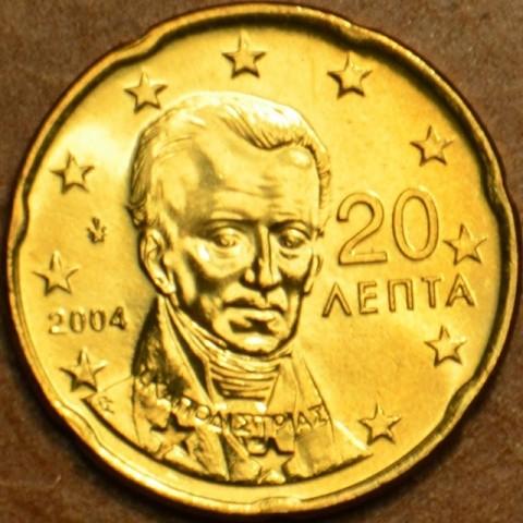 20 cent Greece 2004 (UNC)