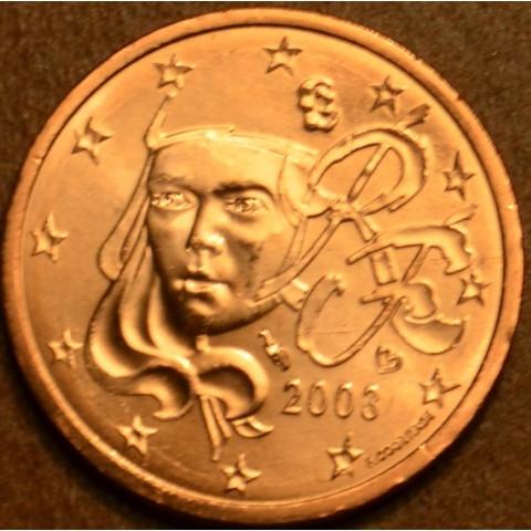 5 cent Francúzsko 2003 (UNC)