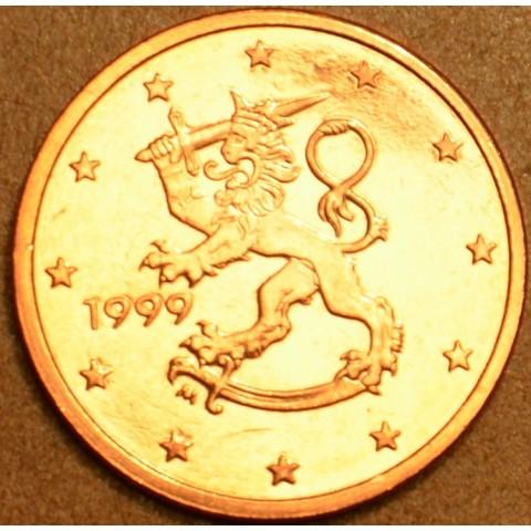 1 cent Fínsko 1999 (UNC)
