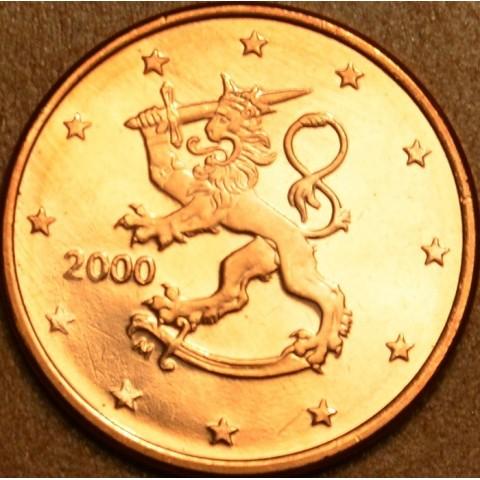 1 cent Finland 2000 (UNC)