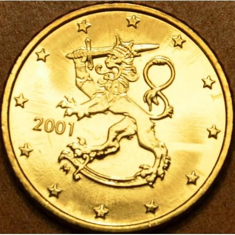 50 cent Finland 2001 (UNC)