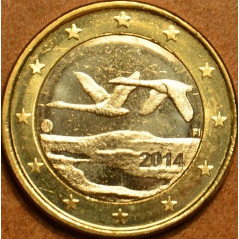 1 Euro Fínsko 2014 (UNC)