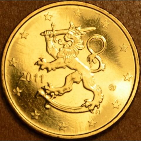 50 cent Fínsko 2011 (UNC)