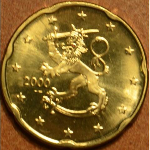 20 cent Fínsko 2000 (UNC)