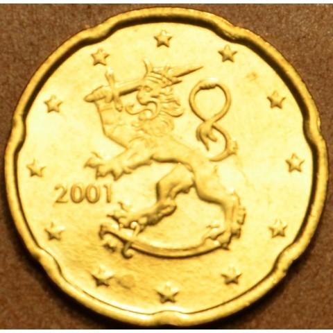 20 cent Finland 2001 (UNC)