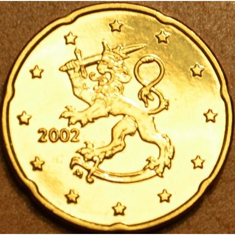 20 cent Finland 2002 (UNC)