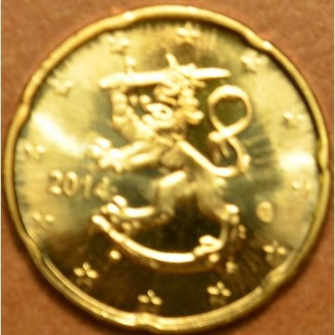 20 cent Finland 2014 (UNC)