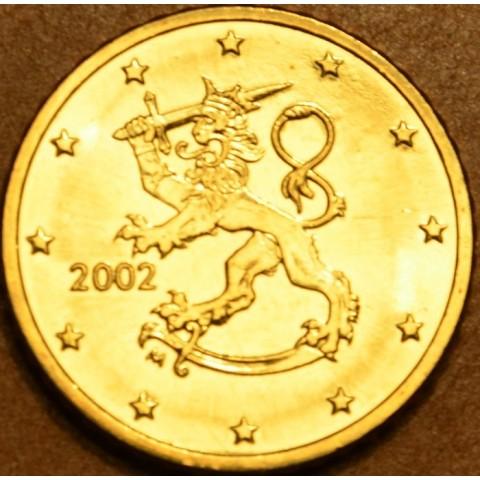 10 cent Fínsko 2002 (UNC)