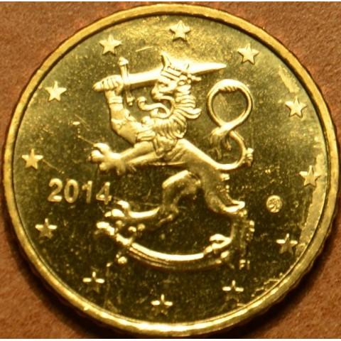10 cent Fínsko 2014 (UNC)