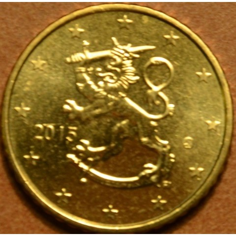 10 cent Finland 2015 (UNC)