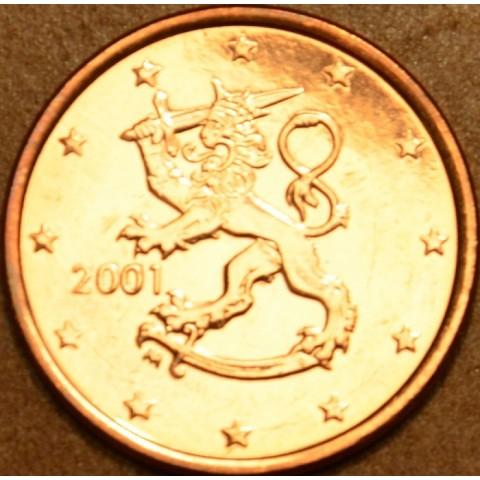 2 cent Finland 2001 (UNC)