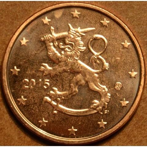 2 cent Finland 2015 (UNC)