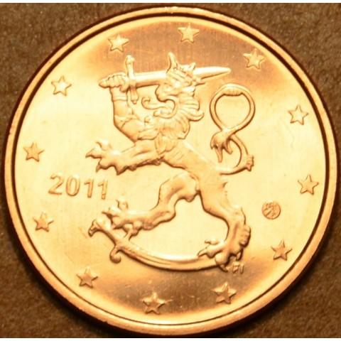 1 cent Finland 2011 (UNC)
