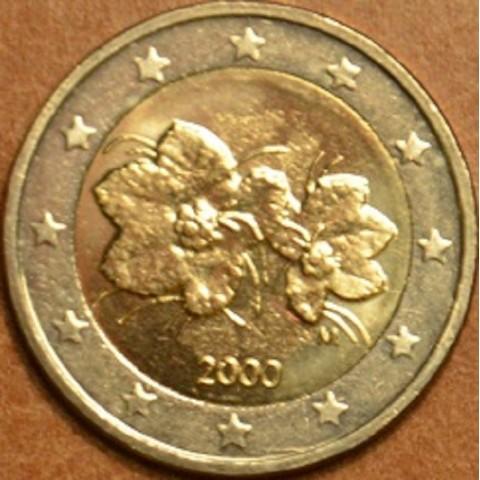 2 Euro Fínsko 2000 (UNC)