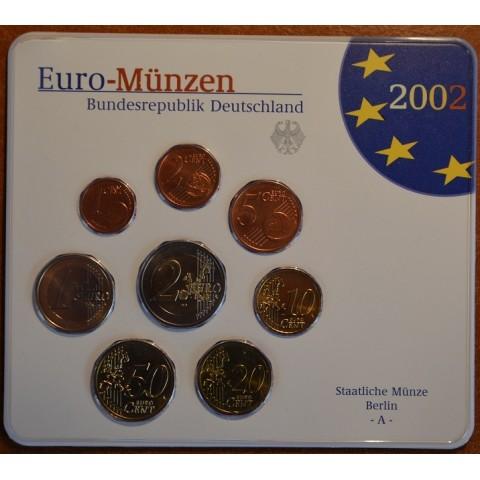 Sada 5x8 euromincí Nemecko 2002 (BU)
