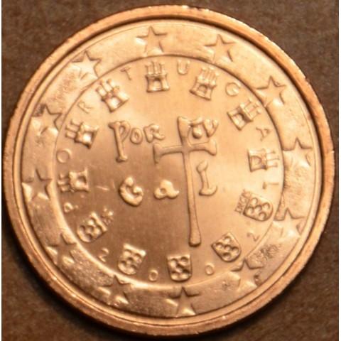 1 cent Portugal 2002 (UNC)