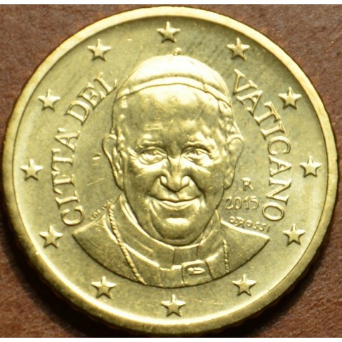 10 cent Vatican 2015 (BU)