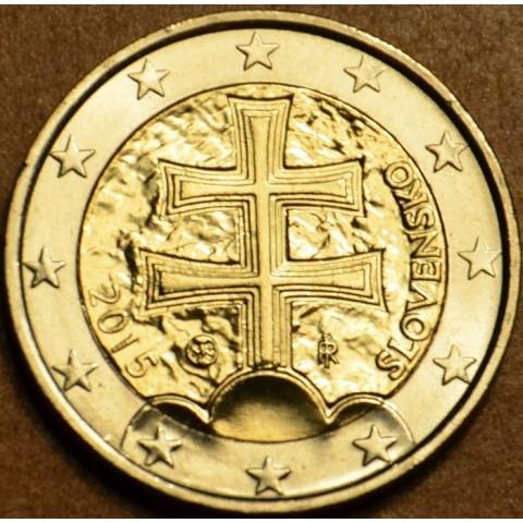 2 Euro Slovakia 2015 (UNC)