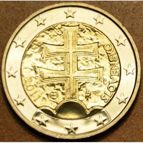 2 Euro Slovensko 2011 (UNC)