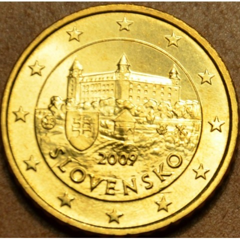 50 cent Slovakia 2009 (UNC)