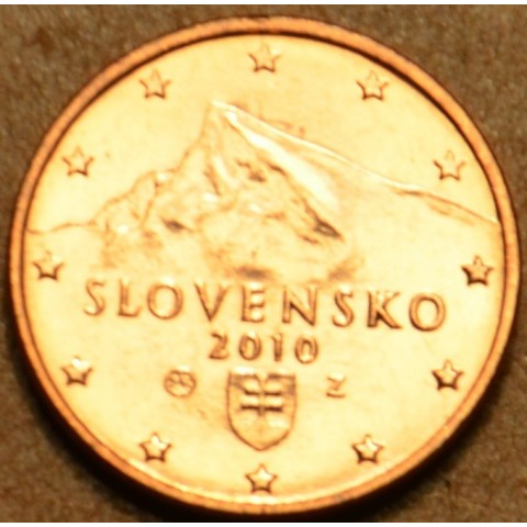 1 cent Slovakia 2010 (UNC)