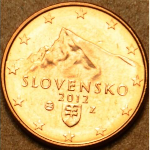 1 cent Slovakia 2012 (UNC)