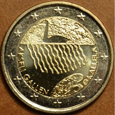 2 Euro Finland 2015 - Akseli Gallen Kallela (UNC)
