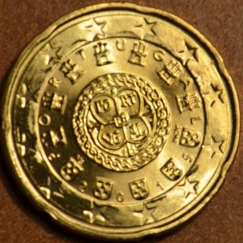 20 cent Portugal 2015 (BU)