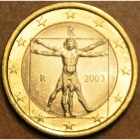 1 Euro Italy 2003 (UNC)