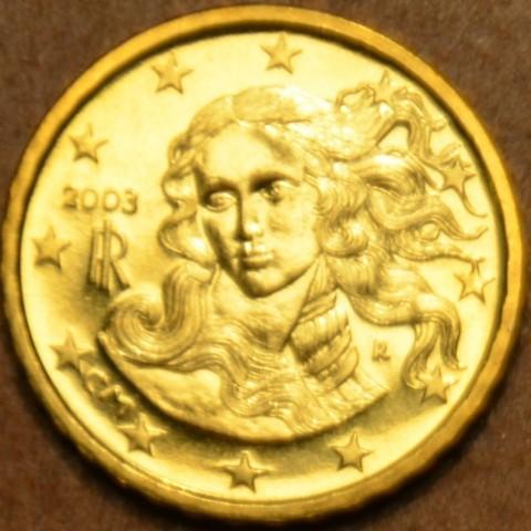 10 cent Taliansko 2003 (UNC)