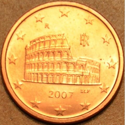 5 cent Taliansko 2007 (UNC)