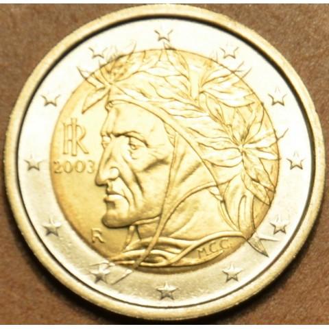 2 Euro Italy 2003 (UNC)