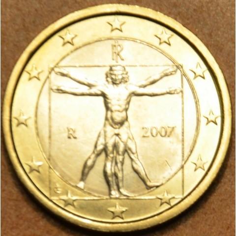 1 Euro Italy 2007 (UNC)
