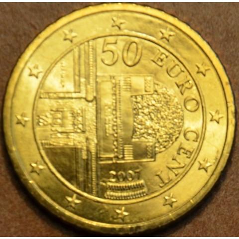 50 cent Rakúsko 2007 (UNC)