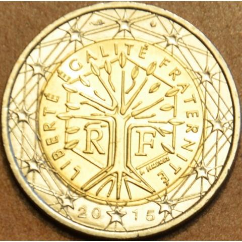 2 Euro France 2015 (UNC)