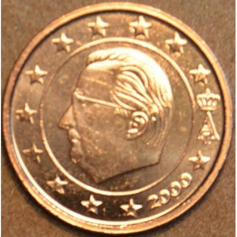 2 cent Belgium 2000 (UNC)