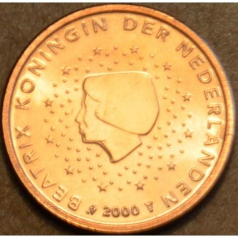 1 cent Holandsko 2000 (UNC)