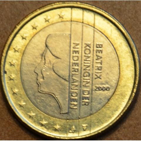 1 Euro Netherlands 2000 (UNC)