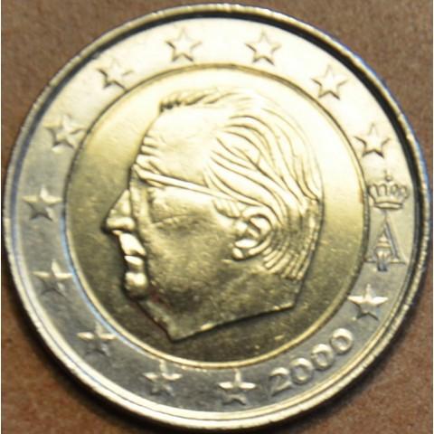 2 Euro Belgium 2000 (UNC)