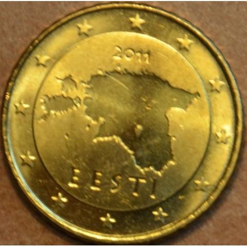 50 cent Estónsko 2011 (UNC)