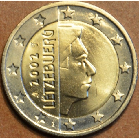 2 Euro Luxembourg 2002 (UNC)