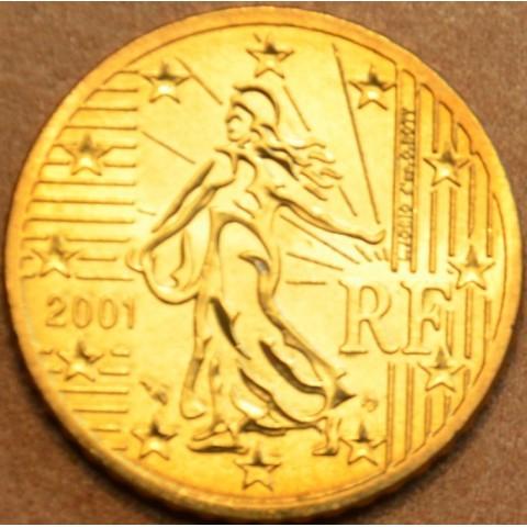 50 cent France 2001 (UNC)