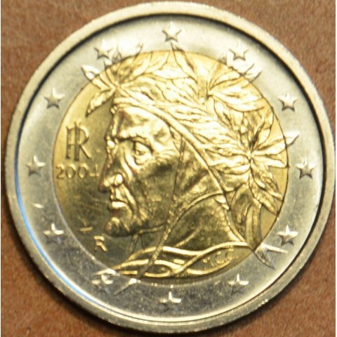 2 Euro Italy 2004 (UNC)