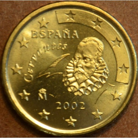 10 cent Spain 2002 (UNC)