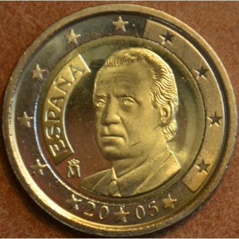 2 Euro Spain 2005 (UNC)