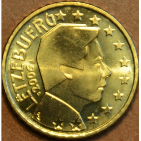 50 cent Luxembourg 2006 (UNC)