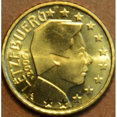 50 cent Luxembursko 2006 (UNC)