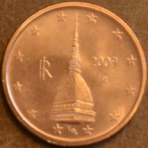 2 cent Taliansko 2009 (UNC)